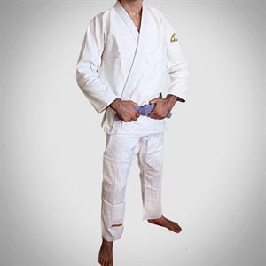 Manto Select White BJJ Gi
